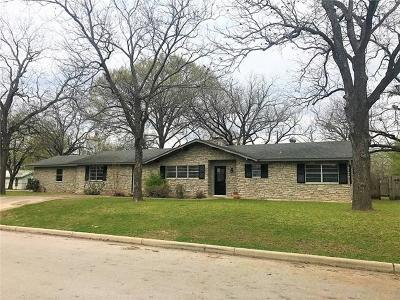 Bastrop TX Single Family Home For Sale: $274,900