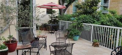 Zilker, Rabb Inwood Hills, West End Add, Barton Spgs Heights, Barton Terrace Condo, Stoval, Geo H, Barton Heights A, Barton Heights B, Barton Heights B Annex, Sun Terrace, South Lund South Condo/Townhouse For Sale: 1600 Barton Springs Rd #4106