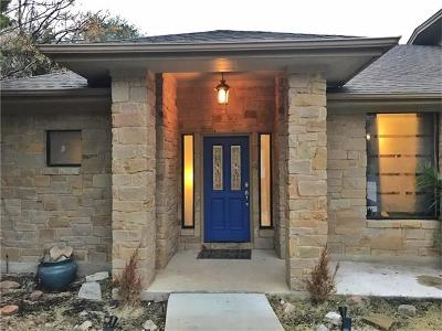 Austin Single Family Home For Sale: 15200 Falcon Dr