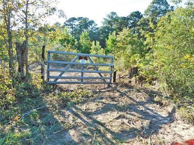 Bastrop County Residential Lots & Land Pending - Taking Backups: 302 Pine Tree Loop