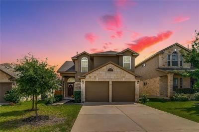 Austin Single Family Home Pending - Taking Backups: 14013 Turkey Hollow Trl