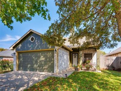 Austin Single Family Home For Sale: 14606 Highsmith St