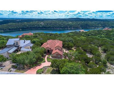 Jonestown Single Family Home For Sale: 17907 Navigation Ln