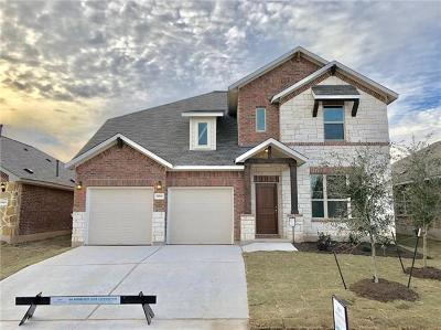 Pflugerville Single Family Home For Sale: 16928 Lathrop Ave