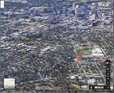 Austin Residential Lots & Land For Sale: 1146 1/2 Northwestern Ave