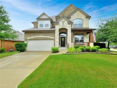Austin Single Family Home For Sale: 12721 Monterey Path