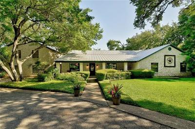 Round Rock Single Family Home Pending - Taking Backups: 6 Red Bud Trl