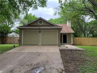 Austin Rental For Rent: 8402 Cockney Dr