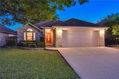 Seguin Single Family Home For Sale: 1641 Goldensage Dr