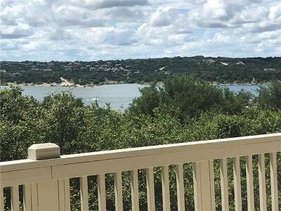 Original City Of Austin, Original City, Original Town Of Buda, Original Town Of Kyle, Boerne, Boerne Original Town, Lakeway, Silliman Condo/Townhouse For Sale: 501 Rock Bluff Dr