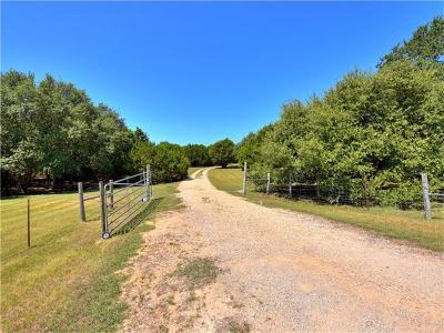 Georgetown Farm For Sale: 317 Farris Ranch Rd