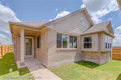 Bastrop Single Family Home For Sale: 103 Trailstone Dr