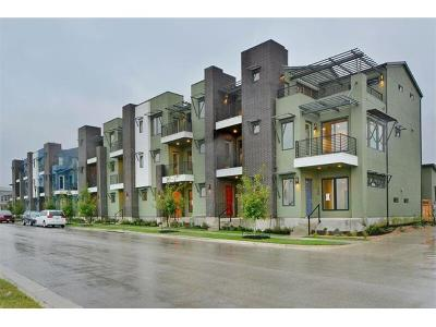 Austin Condo/Townhouse For Sale: 4015 Berkman Dr