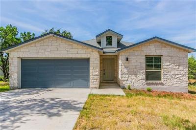 Lago Vista Single Family Home For Sale: 21717 Bluejay Blvd