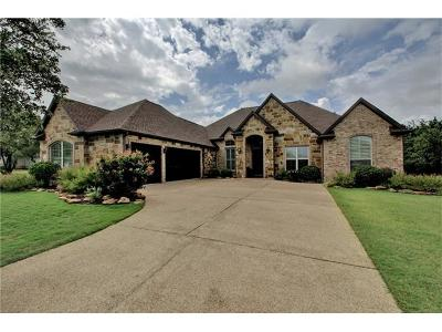 Leander Single Family Home For Sale: 710 Overlook Bnd N