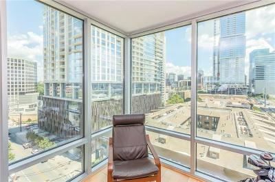 Condo/Townhouse For Sale: 300 Bowie St #1102