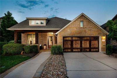 Travis County Single Family Home Pending - Taking Backups: 9550 Savannah Ridge Dr #2