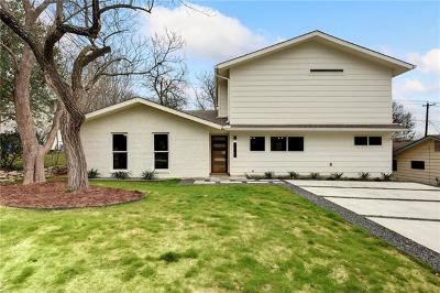 Austin Single Family Home For Sale: 3102 Catalina Dr
