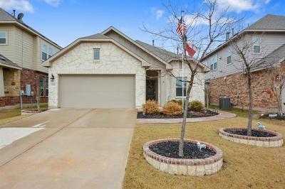 Pflugerville Single Family Home Pending - Taking Backups: 2506 Auburn Chestnut Ln