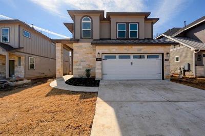 Hays County, Travis County, Williamson County Single Family Home Pending - Taking Backups: 3305 Elija St
