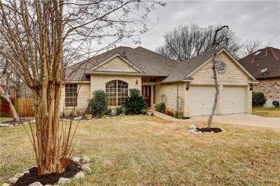 Austin Single Family Home Pending - Taking Backups: 11212 Ladera Vista Dr