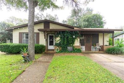 Austin Single Family Home Pending - Taking Backups: 4909 Gladeview Dr