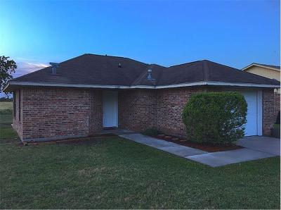 Lockhart Single Family Home Pending - Taking Backups: 1325 Monte Vista Dr