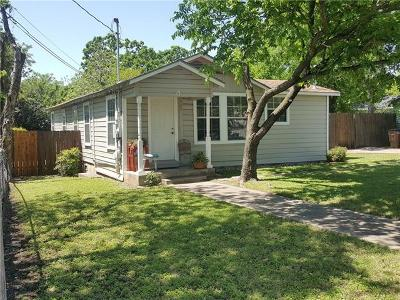 Single Family Home For Sale: 1902 Greenwood Ave