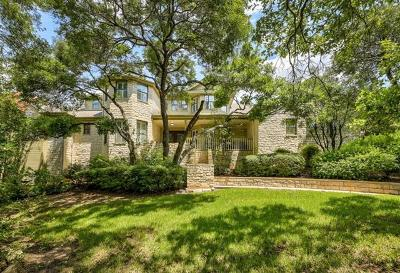 Austin TX Single Family Home For Sale: $1,100,000