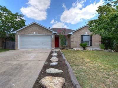 Round Rock Single Family Home Coming Soon: 3323 Walleye Way