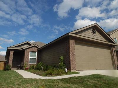 Travis County, Williamson County Single Family Home For Sale: 14204 Cottingham Dr