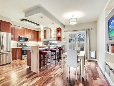 Austin Condo/Townhouse For Sale: 1612 E 13th St #B