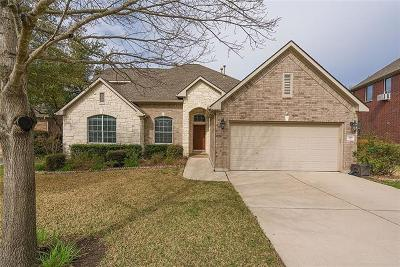 Austin Single Family Home For Sale: 12813 Rush Creek Ln