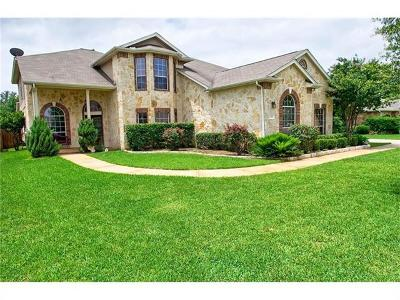 Hutto Single Family Home Pending - Taking Backups: 1101 Enclave Way