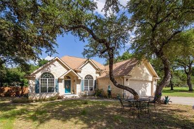 Wimberley Single Family Home For Sale: 7 Twilight Ter