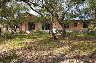 Dripping Springs Single Family Home Pending - Taking Backups: 857 Cherry Bark Ln