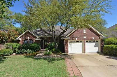 Cedar Park Single Family Home For Sale: 1612 Sharon Pl