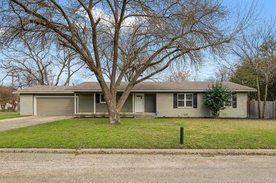 Taylor Single Family Home Pending - Taking Backups: 810 Gilmore St