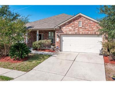 Buda Single Family Home Active Contingent: 472 Tranquility Mtn