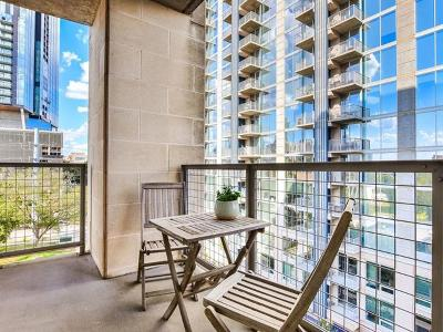 Condo/Townhouse Pending - Taking Backups: 54 Rainey St #718