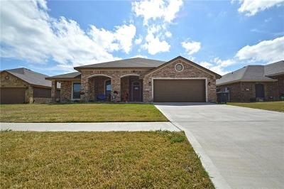 Killeen Single Family Home Pending - Taking Backups: 3508 Breeder Ln