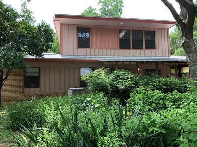 Austin Single Family Home For Sale: 4804 W Frances Pl