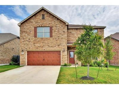 Leander Single Family Home Pending - Taking Backups: 1324 Calla Lily Blvd