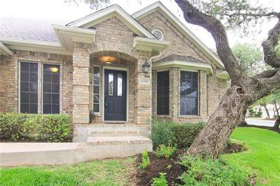 Austin Single Family Home For Sale: 11200 Cezanne St