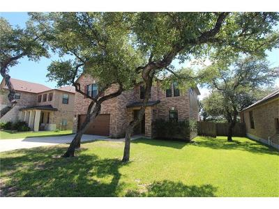 Cedar Park Single Family Home For Sale: 103 Settlers Home Dr