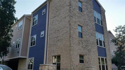 Condo/Townhouse Pending - Taking Backups: 2414 Longview St #102