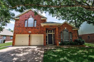 Round Rock Single Family Home For Sale: 1907 Oakview Dr