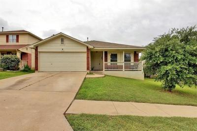 Travis County, Williamson County Single Family Home For Sale: 15202 Sabal Palm Rd