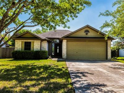 Kyle Single Family Home For Sale: 500 Keystone Loop