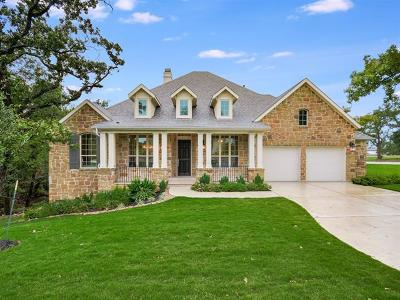 Leander Single Family Home For Sale: 3500 Juniper Rim Rd